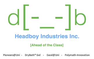 Headboy Industries Inc. Exel@Uni logo
