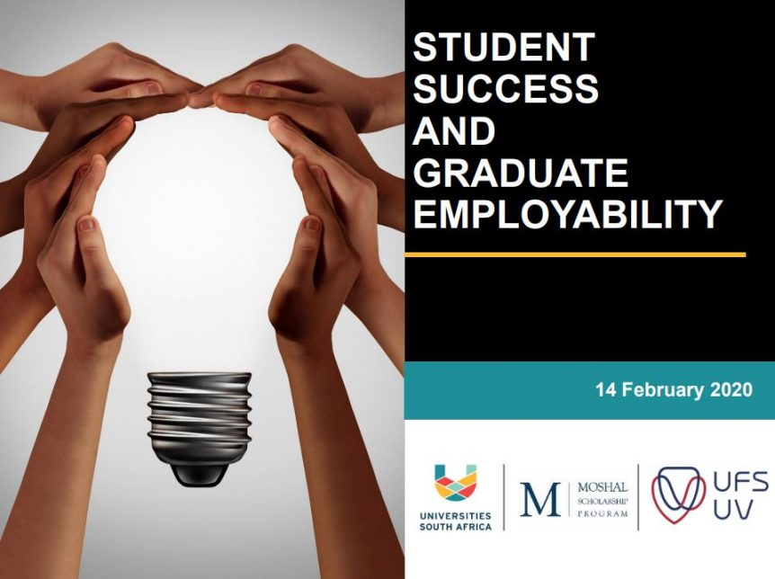 Student success and employability presentation SAGEA QNE feb 2020