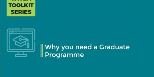 Why you need a Graduate Programme tool kit