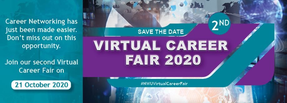 NWU 2nd Virtual Career Fair