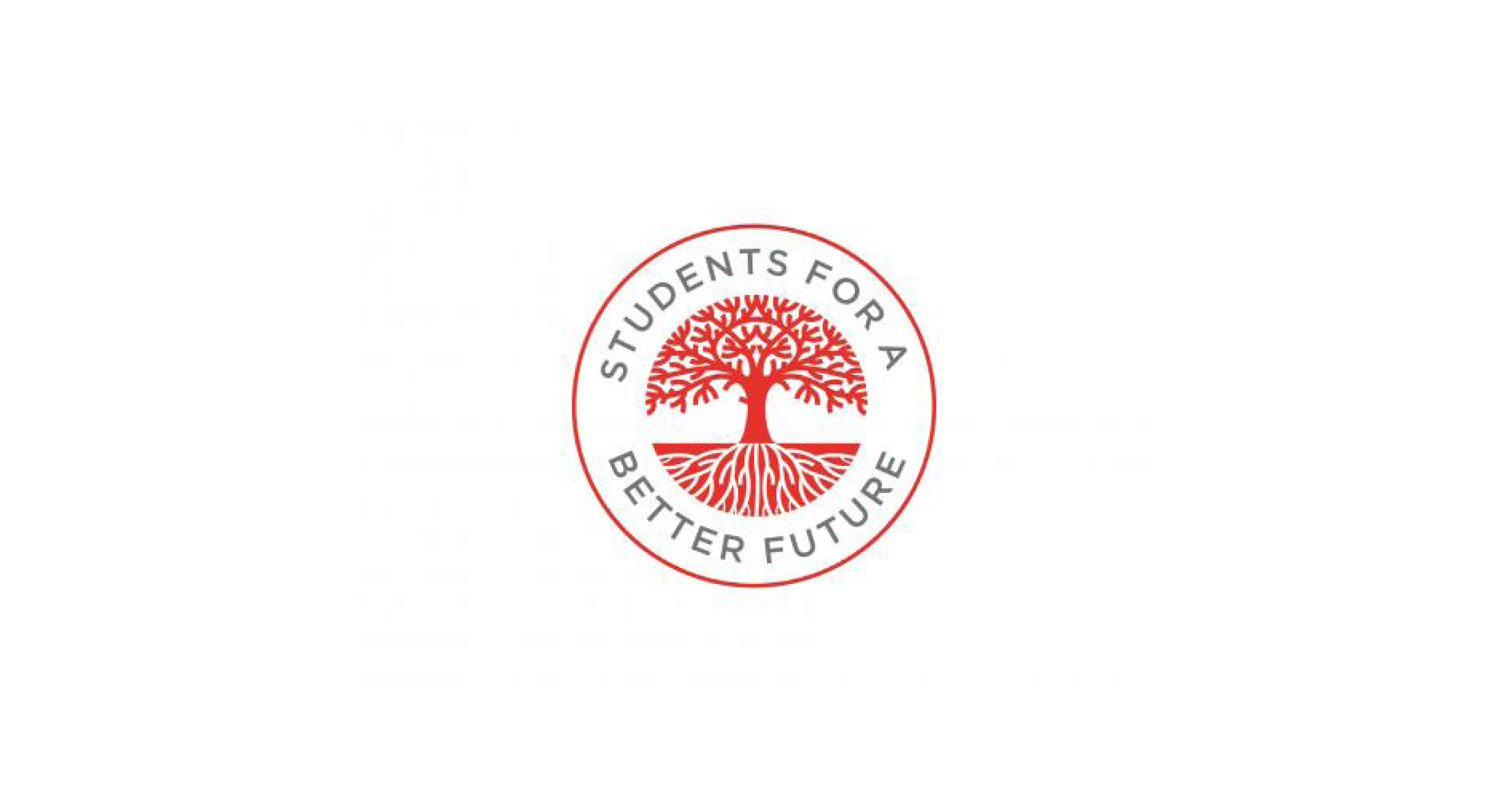 students for a better future logo