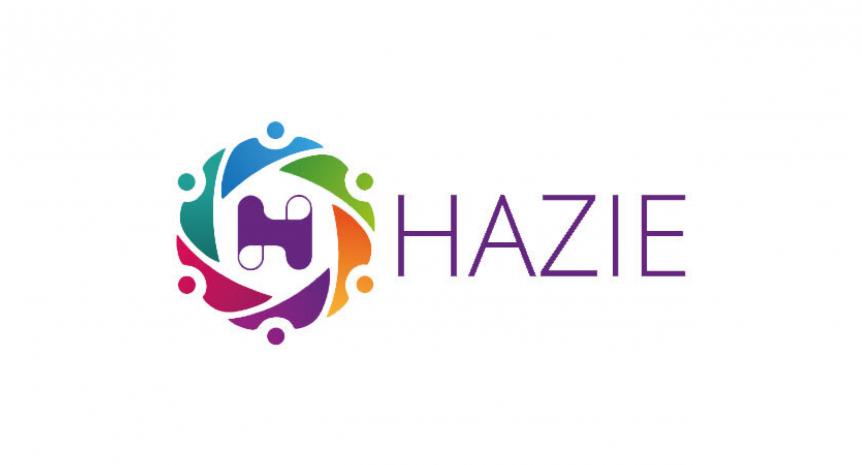 Hazie logo